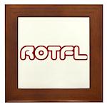 ROFL Framed Tile