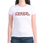 ROFL Jr. Ringer T-Shirt