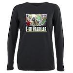 3,000 Days on Fish Wrangler T-Shirt