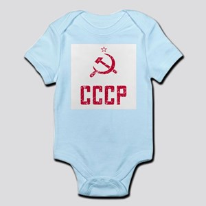 Vintage CCCP/USSR Infant Bodysuit
