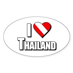 https://i3.cpcache.com/product/231633982/scuba_i_love_thailand_oval_decal.jpg?side=Front&color=White&height=240&width=240