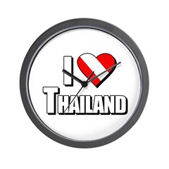 https://i3.cpcache.com/product/231634000/scuba_i_love_thailand_wall_clock.jpg?side=Front&height=240&width=240