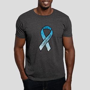 Grey Ribbon(B) Dark T-Shirt