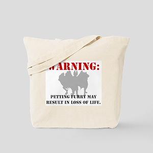Team Fur - Furry Tote Bag