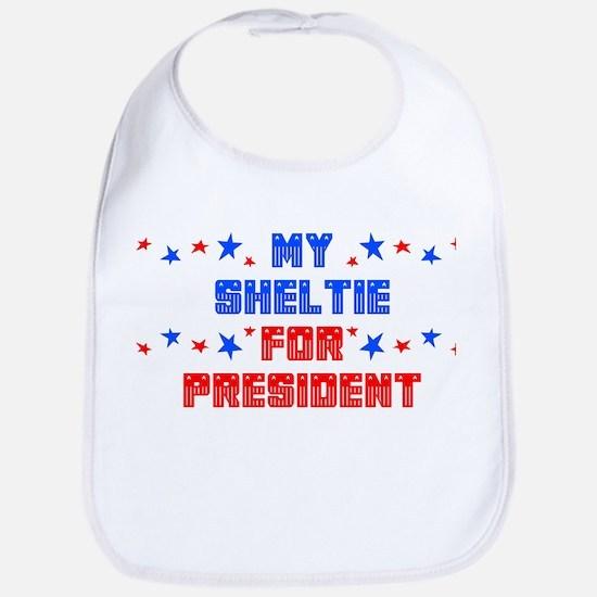 Sheltie PRESIDENT Bib