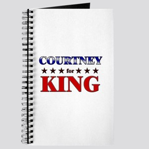 COURTNEY for king Journal