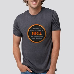 Hell for Pedophiles and Rapists T-Shirt