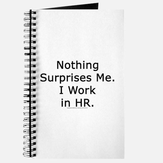 Unique Work Journal