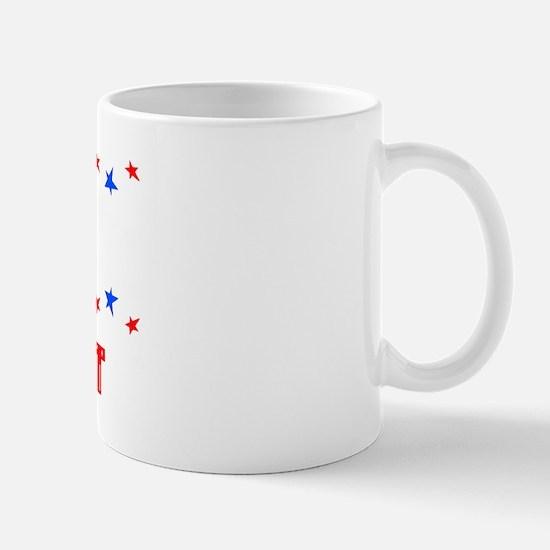 Puggle PRESIDENT Mug