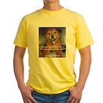 Make it Stop 5 Yellow T-Shirt