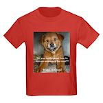 Make it Stop 5 Kids Dark T-Shirt