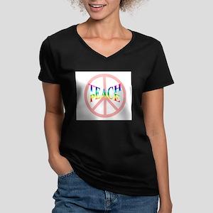 teachpeacemousepad T-Shirt