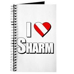 https://i3.cpcache.com/product/231660703/scuba_i_love_sharm_journal.jpg?side=Front&height=240&width=240