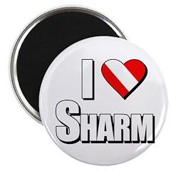 https://i3.cpcache.com/product/231660713/scuba_i_love_sharm_magnet.jpg?side=Front&height=240&width=240