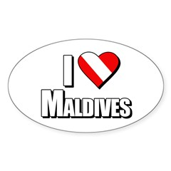 https://i3.cpcache.com/product/231663034/scuba_i_love_maldives_oval_decal.jpg?side=Front&color=White&height=240&width=240