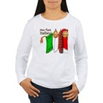 Italian Now That's Ita Women's Long Sleeve T-Shirt