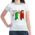Italian Now That's Italian Jr. Ringer T-Shirt