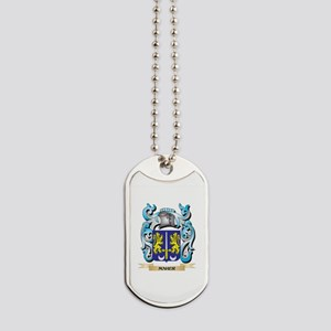 Maher Coat of Arms - Family Crest Dog Tags