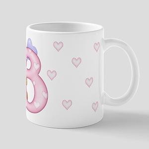 TeddyTot-B2LgCup Mugs