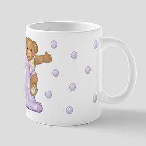 TeddyTot-A2LgCup Mugs