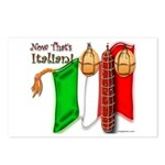 Italian Now That's Italia Postcards (Package of 8)