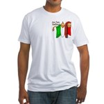 Italian Now That's Italian Fitted T-Shirt