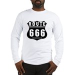 Route 666 Long Sleeve T-Shirt