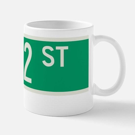 162nd Street in NY Mug