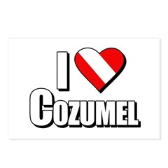 https://i3.cpcache.com/product/231673615/scuba_i_love_cozumel_postcards_package_of_8.jpg?side=Front&height=240&width=240