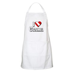https://i3.cpcache.com/product/231673639/scuba_i_love_cozumel_bbq_apron.jpg?side=Front&color=White&height=240&width=240