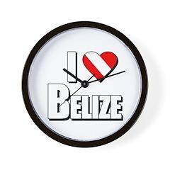 https://i3.cpcache.com/product/231676000/scuba_i_love_belize_wall_clock.jpg?side=Front&height=240&width=240