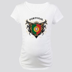 Portugal Maternity T-Shirt