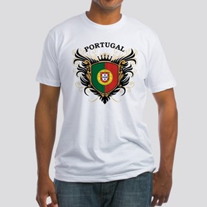 Portugal Fitted T-Shirt