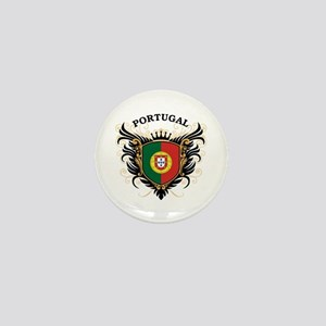 Portugal Mini Button