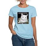 Make it Stop 6 Women's Light T-Shirt