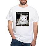 Make it Stop 6 White T-Shirt