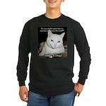 Make it Stop 6 Long Sleeve Dark T-Shirt