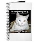 Make it Stop 6 Journal