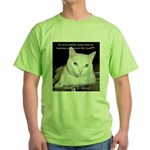 Make it Stop 6 Green T-Shirt