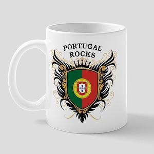 Portugal Rocks Mug
