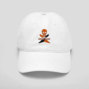 Skull & Crossed Trowels Cap