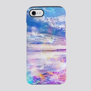 Dancing Sea iPhone 8/7 Tough Case