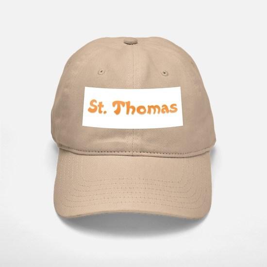 St. Thomas Baseball Baseball Cap