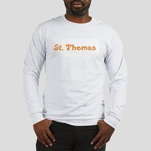 St. Thomas Long Sleeve T-Shirt
