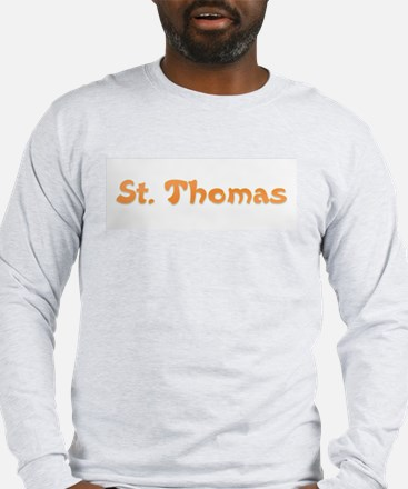 St. Thomas Long Sleeve T-Shirt