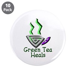 Green Tea Heals 3.5