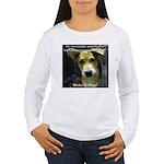Make It Stop 7 Women's Long Sleeve T-Shirt