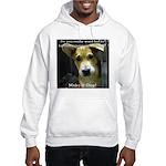 Make It Stop 7 Hooded Sweatshirt