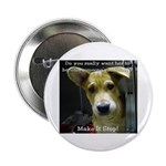 """Make It Stop 7 2.25"""" Button (100 pack)"""