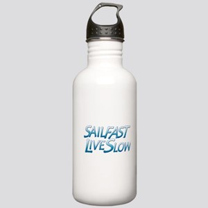Sail Fast Live Slow fu Stainless Water Bottle 1.0L